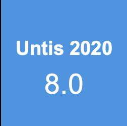 Update Untis 2020 versie 8.0