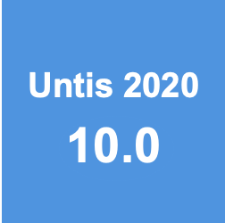 Update Untis 2020 versie 10.0