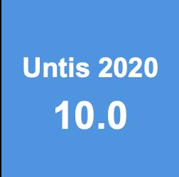 Update Untis 2020 versie 10.0